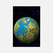 Extrasolar planet Rectangle Magnet