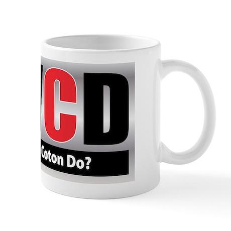 WW the Coton D Mug