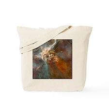 Eta Carinae nebula, HST image Tote Bag