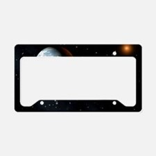 Eta Cassiopeiae planet License Plate Holder