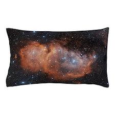 Emission nebula IC 1848 Pillow Case