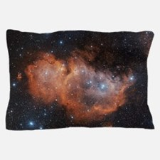 Emission nebula IC 1848 Pillow Case