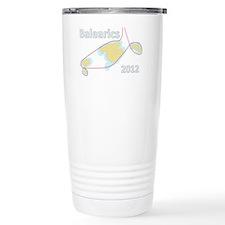 Balearics 2012 Travel Mug