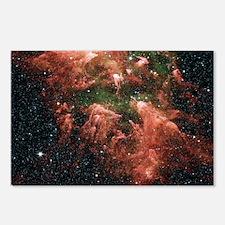 Eta Carinae nebula Postcards (Package of 8)