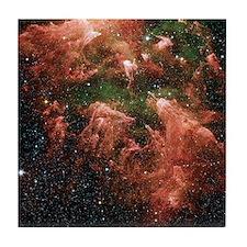 Eta Carinae nebula Tile Coaster
