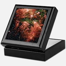 Eta Carinae nebula Keepsake Box