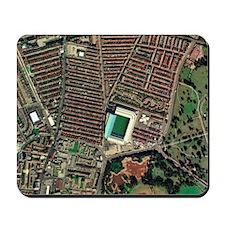 Everton's Goodison Park stadium, aerial Mousepad