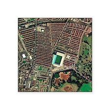 """Everton's Goodison Park sta Square Sticker 3"""" x 3"""""""