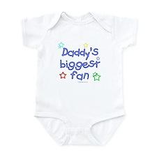 Daddy's Biggest Fan Onesie