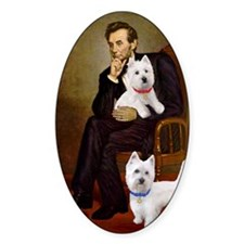 Lincoln-2Westies-Star/David Decal