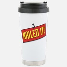 Nailed It! Travel Mug