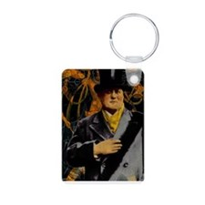 Aleister Crowley Keychains