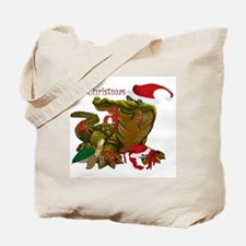 Cajun Christmas Tote Bag