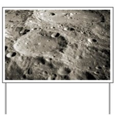 Far side of the Moon, Apollo 11 Yard Sign