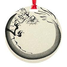 Dragon Enso Ornament