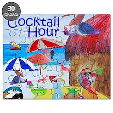 Cocktail Hour Puzzle