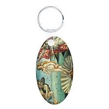 Birth of Venus Keychains