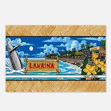 Lahaina, Mauis Famous Fro Postcards (Package of 8)