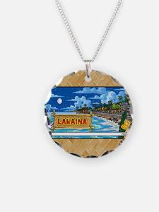 Lahaina, Mauis Famous Front  Necklace