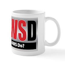 WW the AWS D Mug