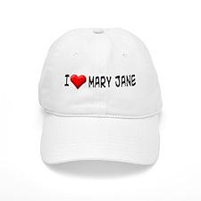 I Love MJ Cap