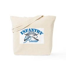 Infantry Princess Tote Bag