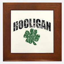 Hooligan Distressed Framed Tile