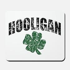 Hooligan Distressed Mousepad