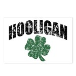 Hooligan Distressed Postcards (Package of 8)