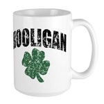 Hooligan Distressed Large Mug