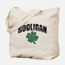 Hooligan Distressed Tote Bag
