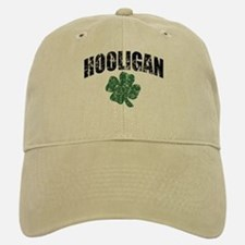 Hooligan Distressed Baseball Baseball Cap