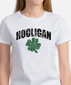 Hooligan Distressed Tee