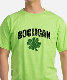 Hooligan Distressed T-Shirt