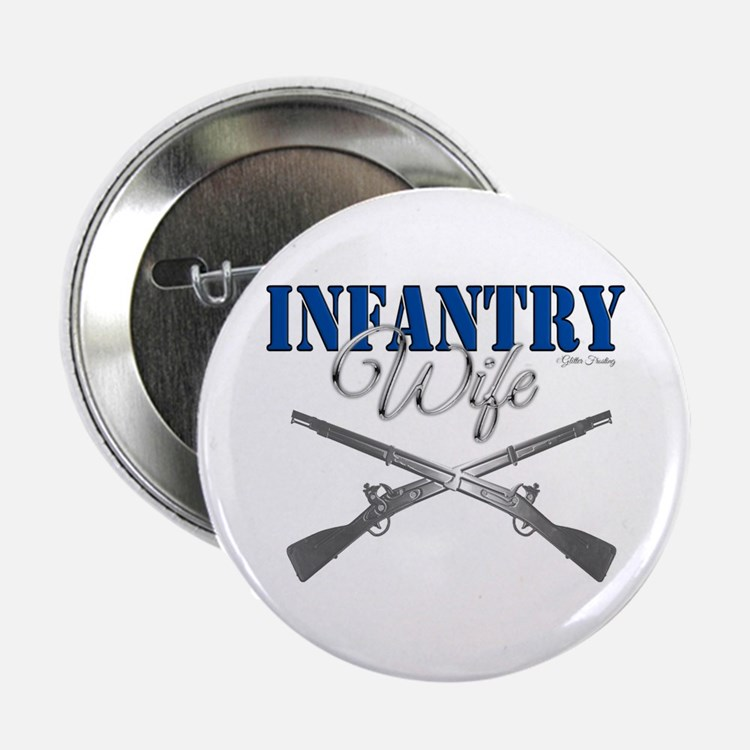 Infantry Wife Symbol Button