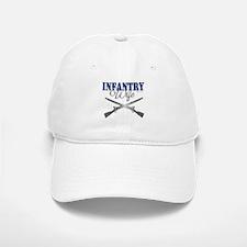 Infantry Wife Symbol Baseball Baseball Cap