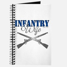 Infantry Wife Symbol Journal