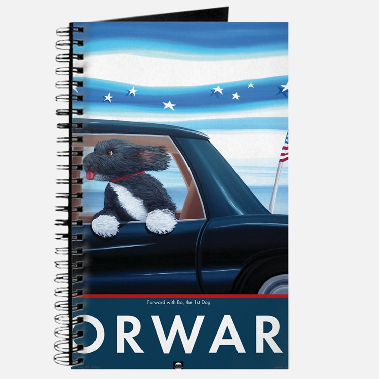 Forward with Bo, the 1st Dog Journal