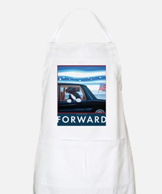 Forward with Bo, the 1st Dog Apron