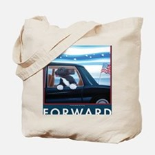 Forward with Bo, the 1st Dog Tote Bag