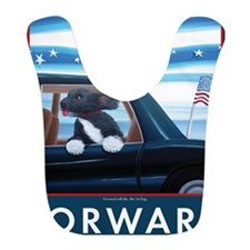 Forward with Bo, the 1st Dog Bib
