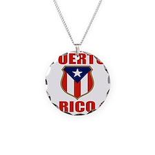 puerto rico (lk) Necklace