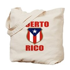 puerto rico (lk) Tote Bag