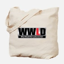 WW the Laekenois D Tote Bag