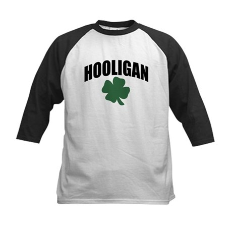Hooligan Kids Baseball Jersey