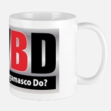 WW the Bergamasco D Small Small Mug