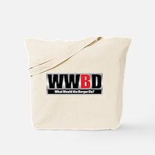 WW the Berger D Tote Bag