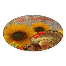 Thanksgiving Holiday Decal