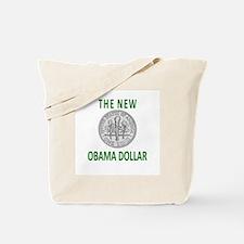 The New Obama Dollar Tote Bag