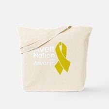 TAB NYE shirt front Tote Bag
